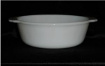 Click here to enlarge image and see more about item 564: Fire King Casserole Dish