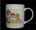 Click here to enlarge image and see more about item 567: The Joy Collection Coffee Mug