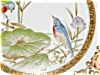 Click to view larger image of Decorative Plate Made in Japan (Image2)