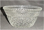 Click here to enlarge image and see more about item 573s: Anchor Hocking Wexford Salad / Fruit Bowl