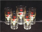 Click here to enlarge image and see more about item 584: Coors Beer Glass Set