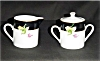 Click to view larger image of Lefton Sugar and Creamer Set (Image2)