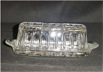 Click to view larger image of Anchor Hocking Wexford Butter Dish (Image1)