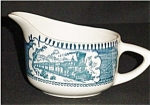 Click here to enlarge image and see more about item 598s: Currier & Ives Creamer