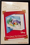 Hallmark Disney Ornament
