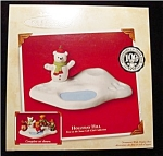 2002 Holiday Hill Hallmark Ornament
