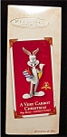 Click here to enlarge image and see more about item 617h: 2002 Bugs Bunny Hallmark Ornament