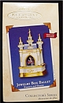 2002 Jewelry Box Ballet Hallmark Ornament