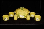 Click here to enlarge image and see more about item 619: Japan Soup Server Set