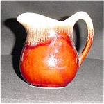 Brown Drip USA Creamer