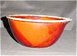 Click to view larger image of Brown Drip Mixing Bowl USA (Image1)