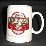 Click here to enlarge image and see more about item 652s: Oldenberg Beer Stein