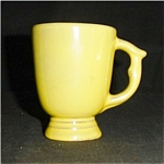 Click here to enlarge image and see more about item 662s: Frankoma Coffee Mug