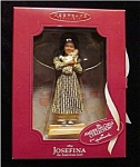 Click here to enlarge image and see more about item 664h: 2002 Josefina Hallmark Ornament