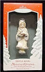 Click here to enlarge image and see more about item 665h: 2002 Gentle Angel Hallmark Ornament