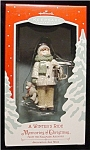 2002 A Winter Ride Hallmark Ornament