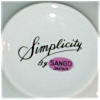 Click to view larger image of Sango Simplicity Cup (Image2)
