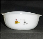 Click here to enlarge image and see more about item 675s: Fire King B.C Bowl