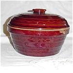 Click here to enlarge image and see more about item 679s: Marcrest Casserole Dish with Lid