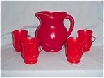 Click here to enlarge image and see more about item 682ss: Kool-Aid Pitcher