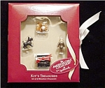 2002 Kit's Treasures Mini Ornaments