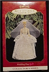 1997 Wedding Day Barbie Hallmark Ornament