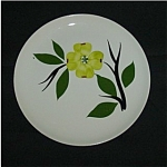 Click here to enlarge image and see more about item 702s: Dogwood Pattern Dinner Plate