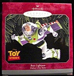 Click here to enlarge image and see more about item 706h: 1998 Buzzlight Year Hallmark Ornament