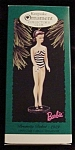 Click here to enlarge image and see more about item 708h: 1995 Club Edition Barbie Hallmark Ornament