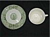 Click to view larger image of Currier And Ives Cup And Saucer Set (Image2)