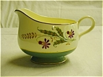 Click here to enlarge image and see more about item 70s: Homer Laughlin Cavalier Creamer