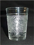 Click here to enlarge image and see more about item 711s: Anchor Hocking Sandwich Glass Water Glass