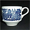 Click to view larger image of Blue Willow Made In England Cup (Image2)