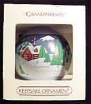 Click here to enlarge image and see more about item 722h: 1984 Grandparents Hallmark Ornament