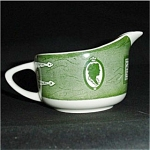 Click to view larger image of Colonial Homestead Pattern Creamer (Image1)