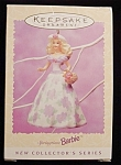 1995 Springtime Barbie Hallmark Ornament