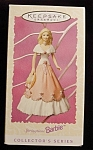 1997 Springtime Barbie Hallmark Ornament