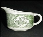 Click to view larger image of Old Curiosity Pattern Creamer (Image1)