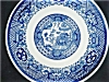 Click to view larger image of Blue Willow Bread and Butter Plates (2) (Image2)