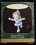1999 Betsey Clark Miniature Hallmark Ornament