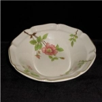 Click here to enlarge image and see more about item 736: Sunny Craft Blossom Beauty Vegetable Bowl