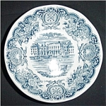 Click here to enlarge image and see more about item 736s: Port of Plymouth Bowl Made in England