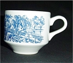 Click here to enlarge image and see more about item 737s: Church Hill England Coffee Cup