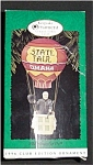 Click here to enlarge image and see more about item 742s: Wizard of Oz State Fair Hallmark Ornament