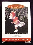 Click here to enlarge image and see more about item 747h: 1994 Puppy Love Hallmark Ornament