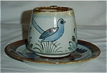 Mexico Bird Cup and Saucer Set
