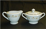 Click to view larger image of Happy Home Spring Garden Sugar & Creamer (Image1)