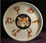 Click here to enlarge image and see more about item 760s: Esso Tiger Tray