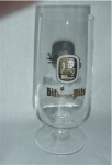 Click here to enlarge image and see more about item 780: BitburgerPils Beer Glass