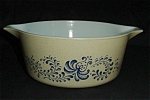 Click here to enlarge image and see more about item 787s: Pyrex Casserole Dish